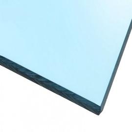 Ohne Hersteller Acrylic Glass GS Transparent Light Blue 500x500mm