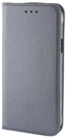 Mocco Smart Magnet Book Case For Samsung Galaxy S9 Grey