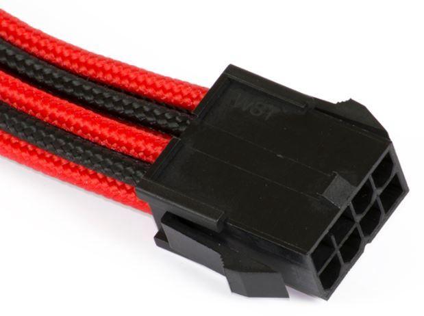 Phanteks Cable PCIe 8pin / PCIe 6+2-Pin 0.5m