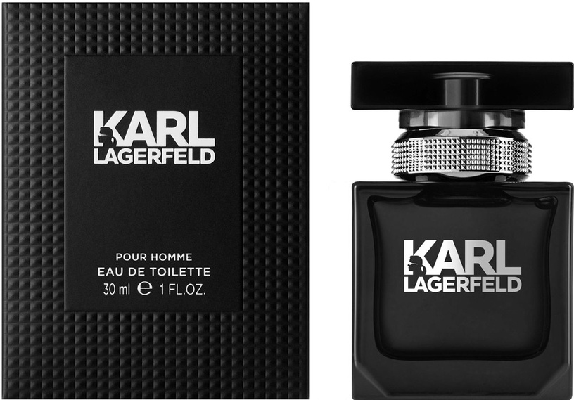 Tualetes ūdens Karl Lagerfeld Karl Lagerfeld For Him 30ml EDT
