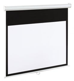 ART Electric Projection Screen 4:3 244 x 183