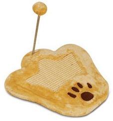 Когтеточка для кота Record Scratching Zampa, 35x35 см