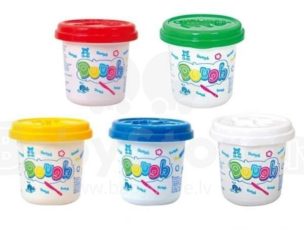 Playgo Dough Pack Basic Color 5pcs 8605