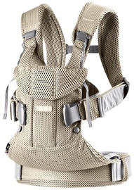 BabyBjorn Baby Carrier One Air Greige Mesh