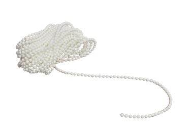 Decoris Roller Curtain Chain White 400cm