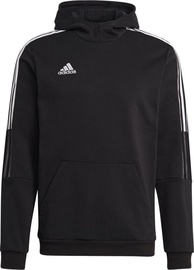 Джемпер Adidas Tiro 21 Sweat Hoodie GM7341 Black L