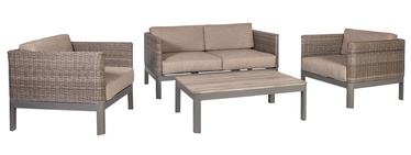 Home4you Admiral Garden Furniture Set Beige