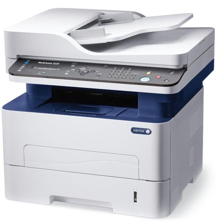 Daugiafunkcis spausdintuvas Xerox WorkCentre 3225DNI, lazerinis