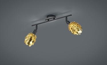 Kryptinis šviestuvas Reality Choke R80582079, 2 x 9 W, E14