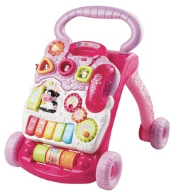 VTech First Steps Baby Walker Pink LV