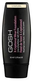 Gosh X-Ceptional Wear Foundation 35ml 12