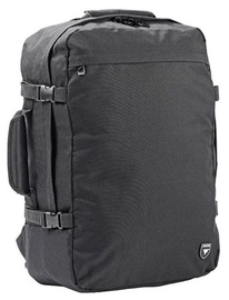 "Falcon Media Notebook Backpack For 15.6"" Black"