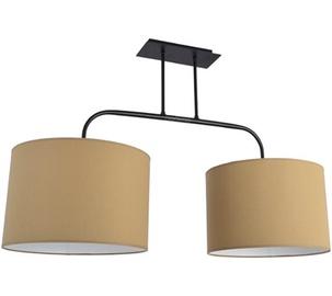 Griestu lampa Nowodvorski Alice Coffee 3467 2x100W E27 95x66x37cm