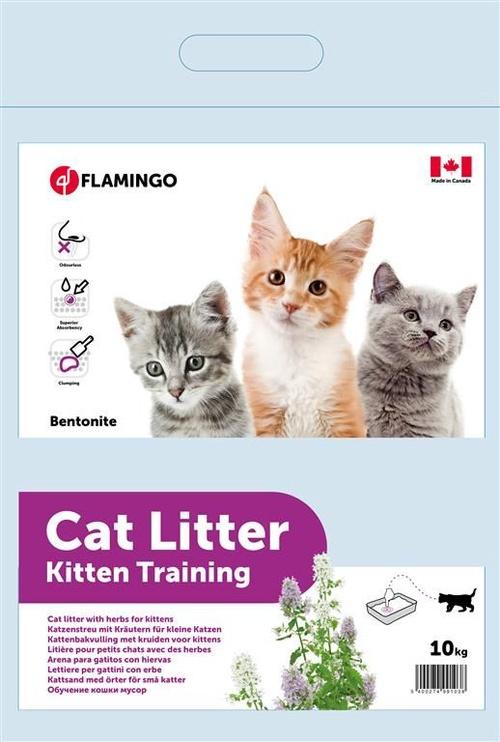 Karlie Flamingo Cat Litter Kitten 10kg