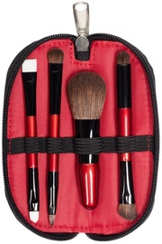 Inglot Travel Brush Set 4pcs