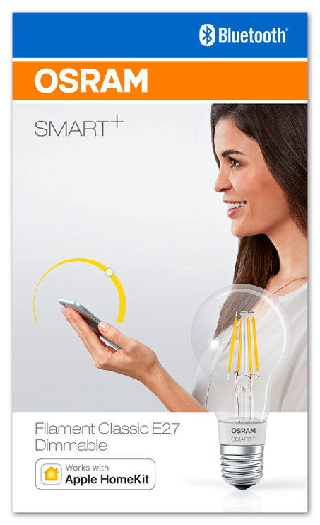 Osram Smart Plus Filament Classic Dimmable 5.5W