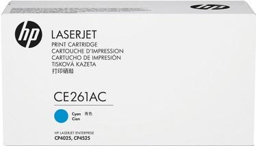 HP Toner CE261AC Cyan