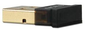 4World Bluetooth Micro Adapter USB 2.0 Class 1 Version 4.0