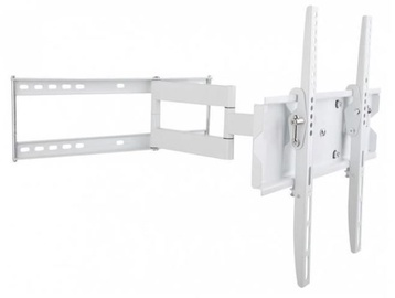 Televizoriaus laikiklis Techly Wall Mount For LCD/LED/PDP 23-55'' White