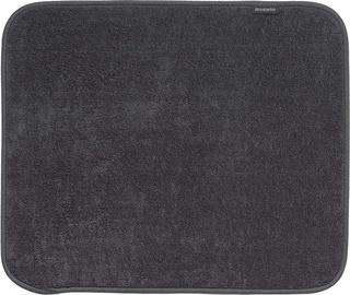 Brabantia Microfibre Dish Drying Mat 47x40cm Dark Grey
