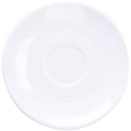 Arcoroc Opal Restaurant Saucer 14cm White