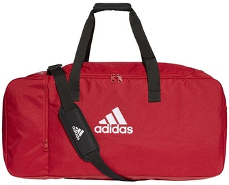 Adidas Tiro Duffel Large Red