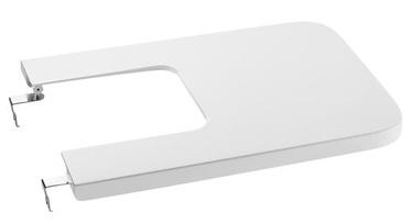 Roca Inspira Square Bidet Cover SC White