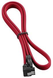 CableMod ModMesh Right Angle SATA 3 Cable 60cm Red