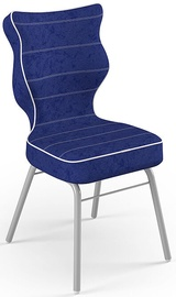Детский стул Entelo Solo Size 3 VS06, синий/серый, 310 мм x 695 мм