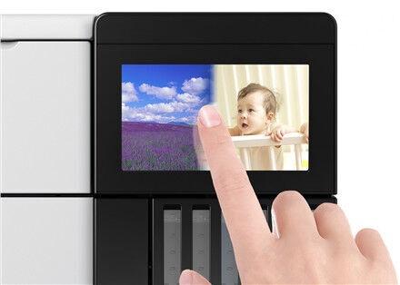 Многофункциональный принтер Epson EcoTank L8160, струйный, цветной