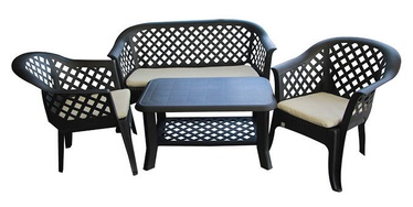 Progarden Veranda Garden Furniture Set Anthracite