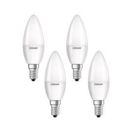 Spuldze LED Osram B40, 5,7W, E14, 2700K, 470lm, 4pc.