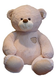 Mīkstā rotaļlieta Axiom Teddy Bear Creamy, 75 cm