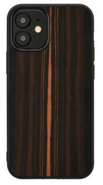Чехол Man&Wood, коричневый/черный