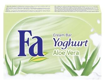 Fa Yoghurt Aloe Vera Bar Soap 90g1