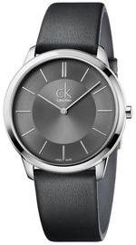 Calvin Klein Women's Watch Minimal K3M211C4 Black