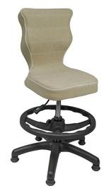 Entelo Petit Black HC+F Size 3 Children Chair VS26 Beige