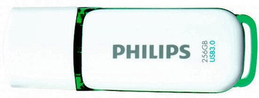 USB atmintinė Philips Snow Edition Green, USB 3.0, 256 GB