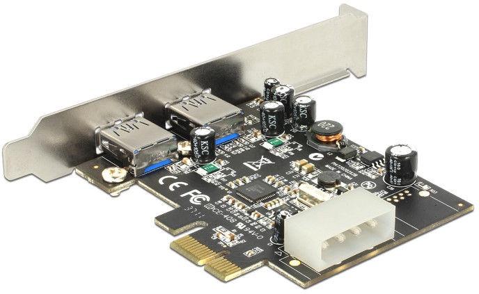 Delock PCI-E to 2 x USB 3.0 89241