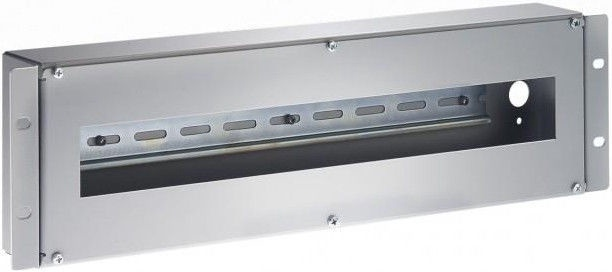 Intellinet 3U Enclosure with A Din Rail For Rack Cabinets