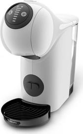 Kapsulinis kavos aparatas Krups Genio S KP2401, baltas