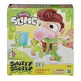 Gelinių figūrų gaminimo rinkinys Hasbro Play Doh Slime Snotty Scotty E6198