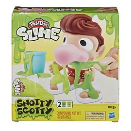 Hasbro Play Doh Slime Snotty Scotty E6198