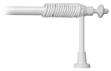 Viengubo karnizo komplektas Okko, 280 cm, Ø 28 mm