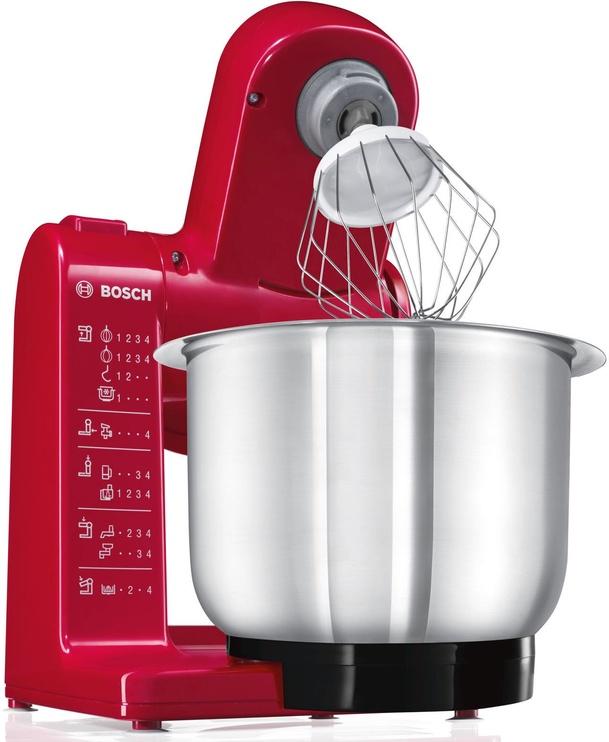 Mikser Bosch MUM44R1, punane