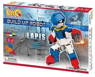 Konstruktorius LaQ Japanese Build Up Robot Lapis