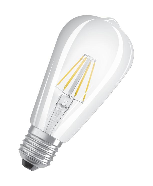 LAMPA LED FILAM EDISON 4W E27 2700K 470L