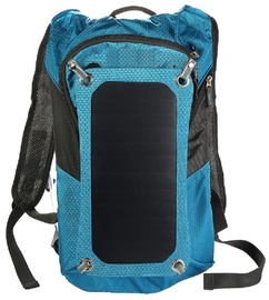 PowerNeed Backpack Solar Panel 7W 8l Blue