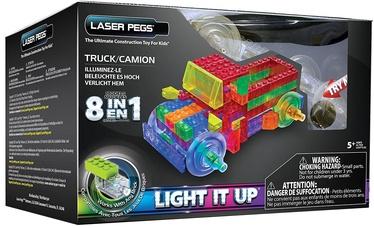 Laser Pegs 8 In 1 Truck