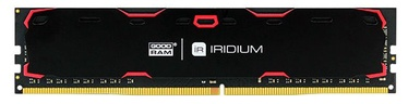 GoodRam IRIDIUM Black 8GB 2133MHz CL 15 DDR4 DIMM IR-2133D464L15S/8G